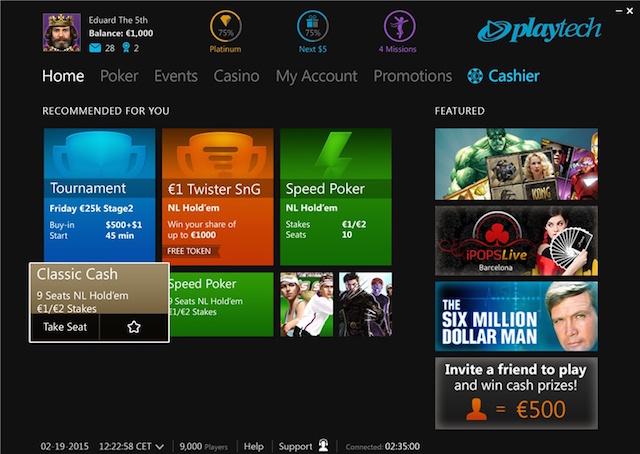 Обзор Титан Покер: стоит ли начинать игру в руме?