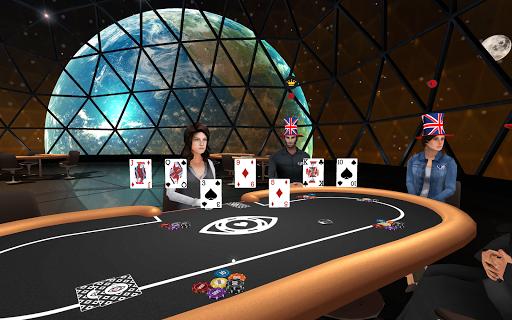 vr poker: виртуальная реальность в покере