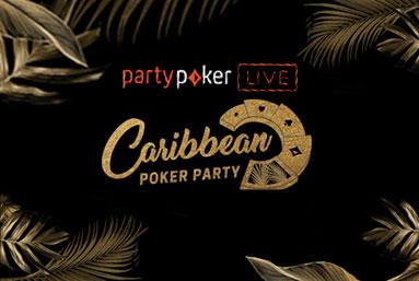 Caribbean Poker Party снова пройдет на Багамах в ноябре этого года