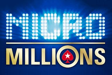 Очередной заход серии Micromillions на PokerStars