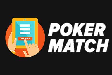 Регистрация в руме PokerMatch в 4 шага