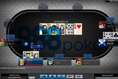 888poker заставляют победителей раздач демонстрировать свои карты в формате ShowMe Tables