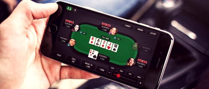 мобильный клиент ПокерОк