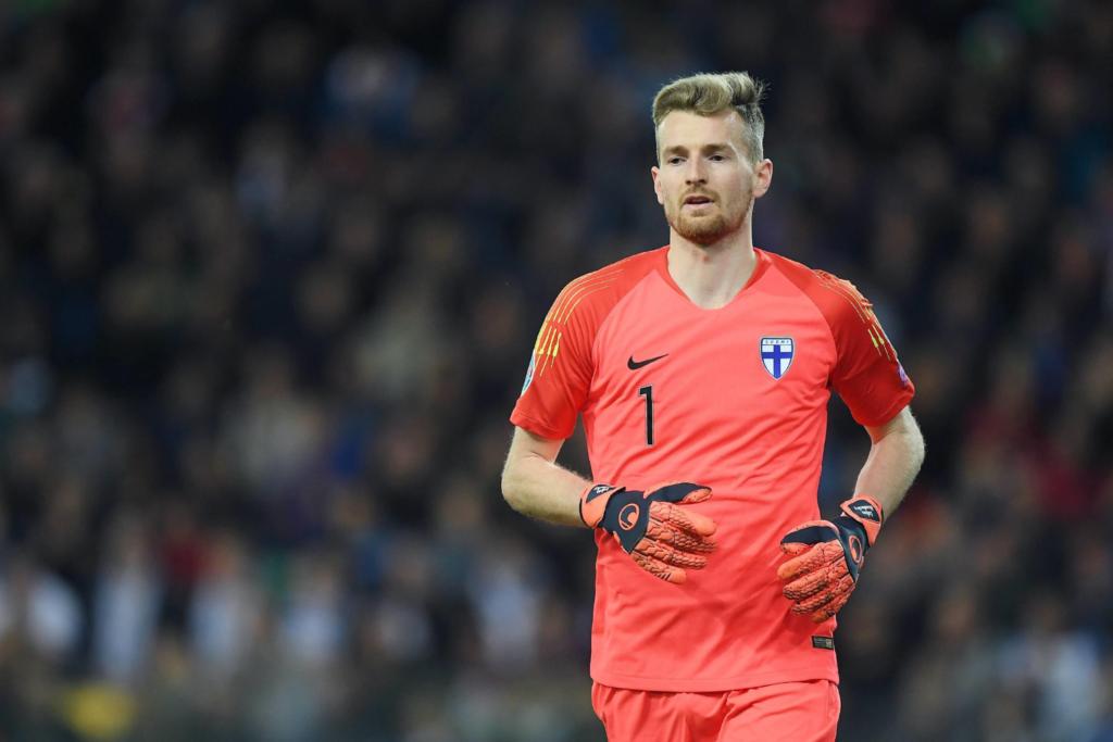 Лукаш Градецки вполне может сделать Финляндию командой-сенсацией